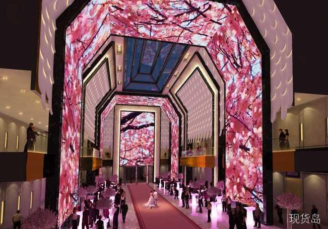 上海苏宁宝丽嘉酒店以意式高定标准打造的时尚内饰风格
