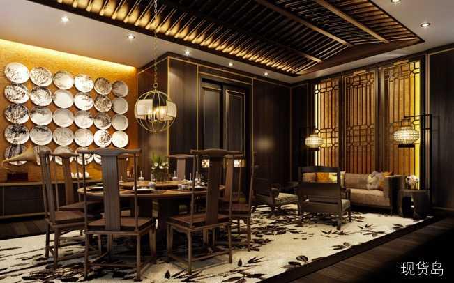 上海苏宁宝丽嘉酒店嘉府壹号中餐厅