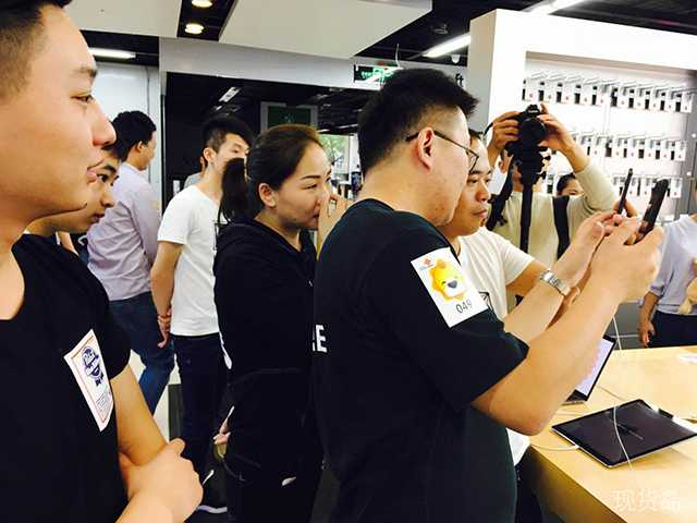 iphone8首售